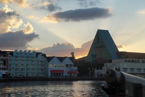 Things to Do on the Disney Boardwalk - Watch the sunset