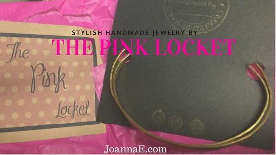 Stylish Handmade Jewelry by The Pink Locket