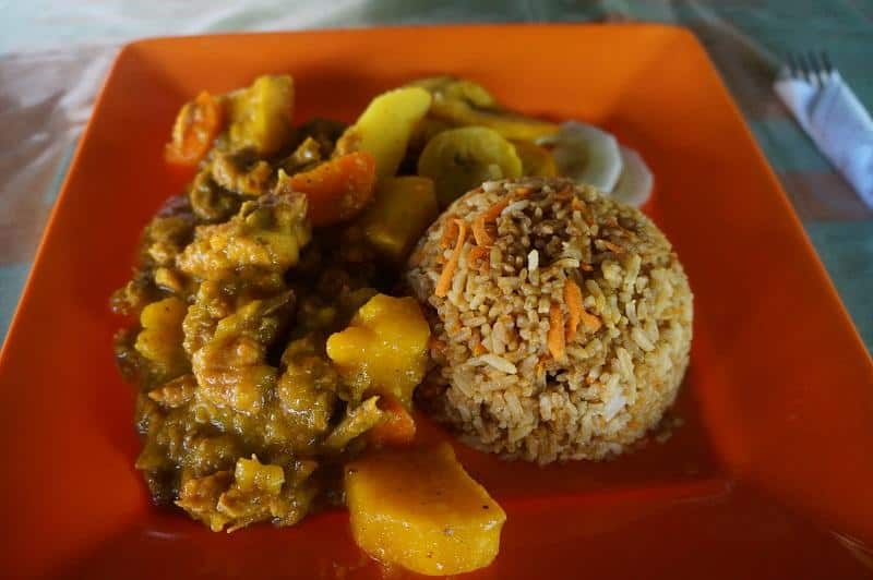 Things to Do in Willemstad - Eat stewed iquana
