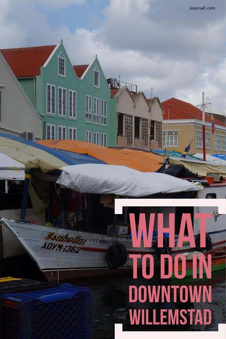 Things to do in Willemstad   Things to do in Curacao - Joanna E