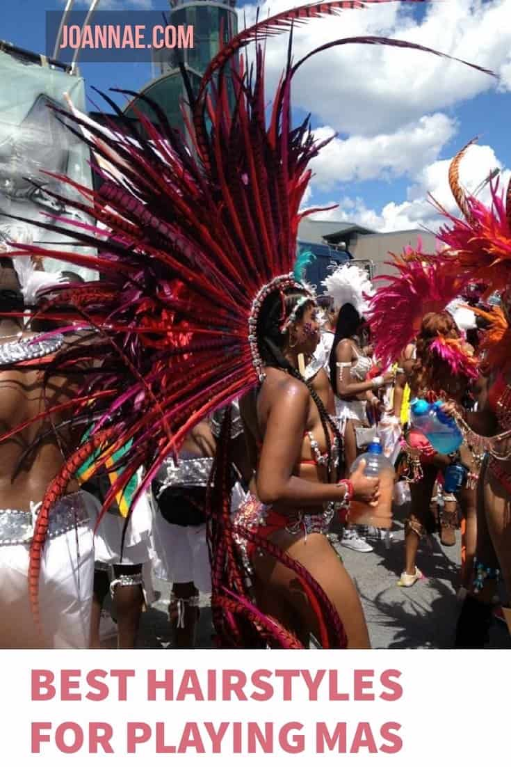 Carnival Hairstyles- Best Hairstyles for Playing Mas