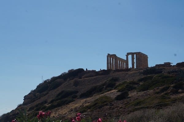 Cape Sounion Poseidon tour