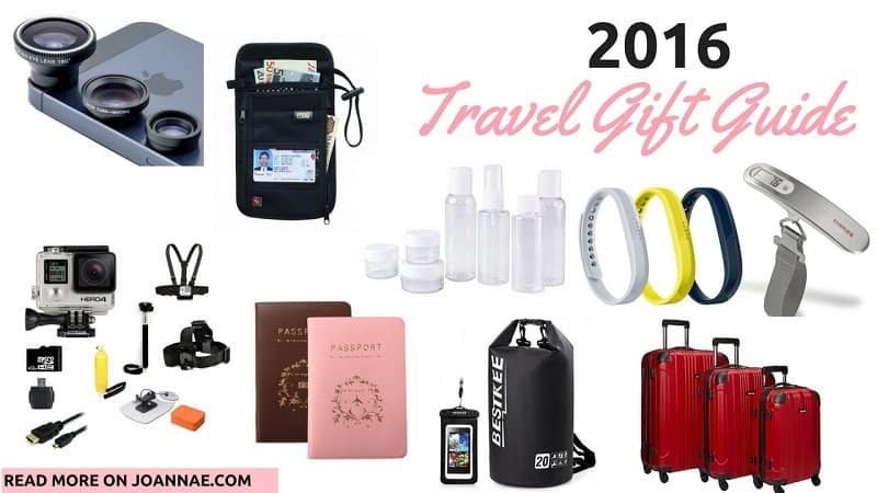 2016 Travel Gift Guide