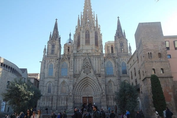 Visiting Barcelona in 3 Days - Barcelona Cathedral