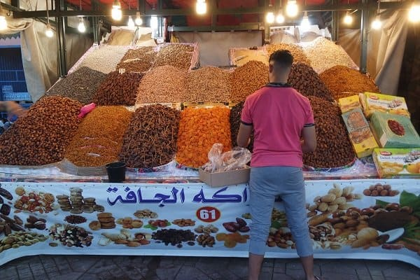 Marrakesh in 2 Days - Visit the Food Stands