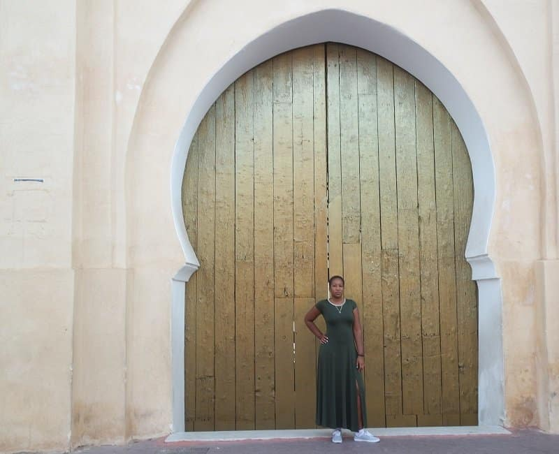 Incredible Doors in Morocco