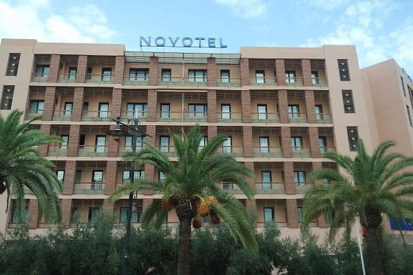 Where to Stay in Marrakech - Novotel