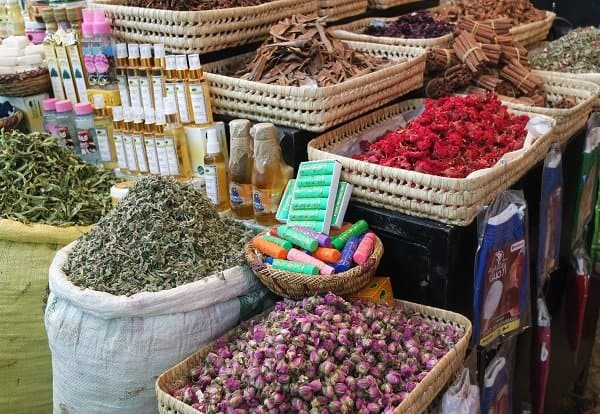 Oils and Spices