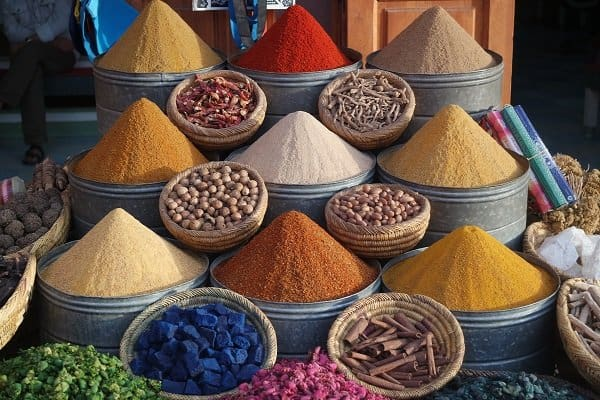Marrakech in 2 days - Buy Spices