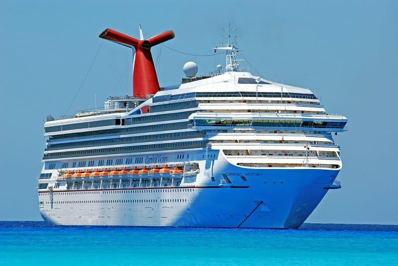 Cruising for the First Time on Carnival Victory