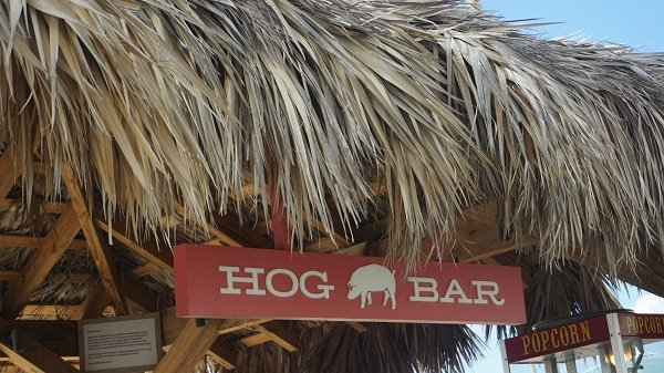 Hog Bar at the Warwick Bahamas