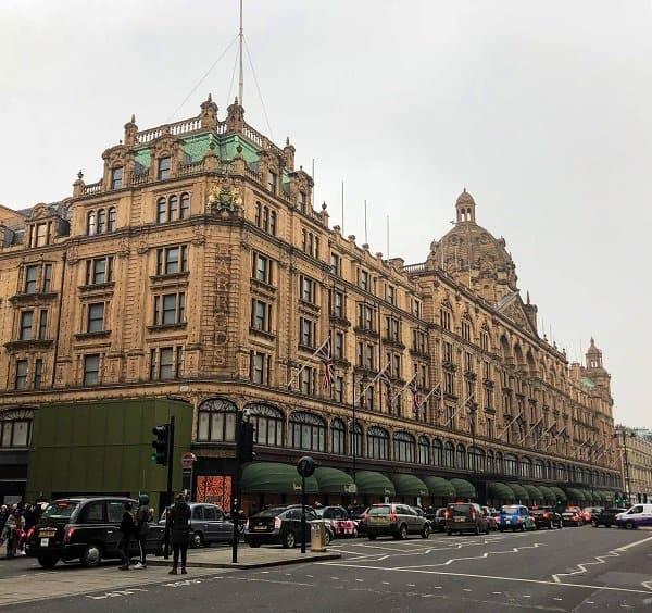 London in 4 Days: Visit Harrods