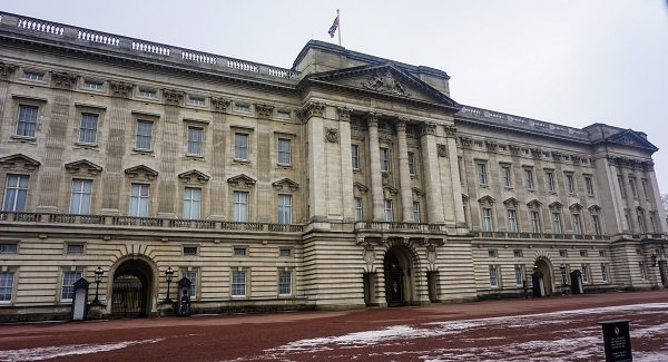 4 Days in London - Buckingham Palace
