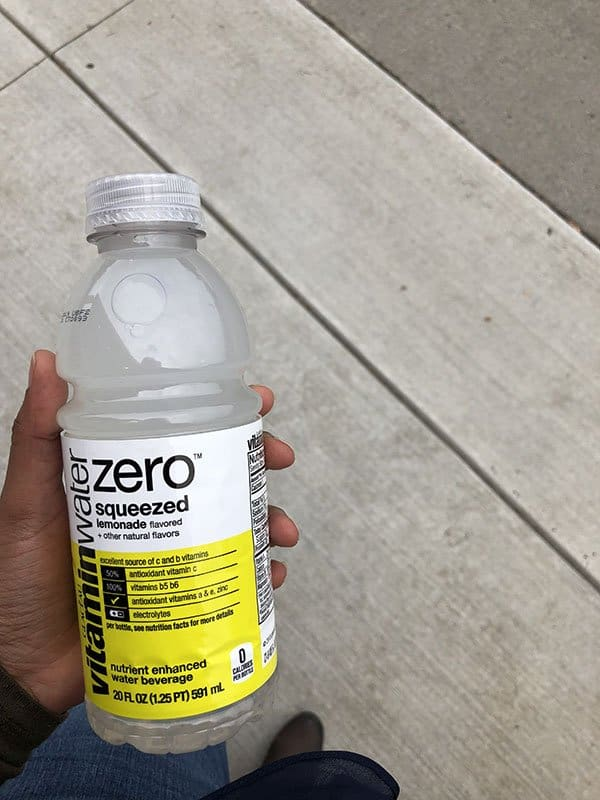 Stay Hydrated when Traveling -Walking Around Corning and Elmira