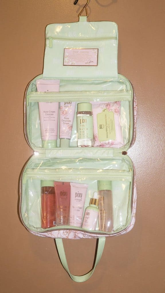 Pixi Beauty Rose Infused Skintreats Collection