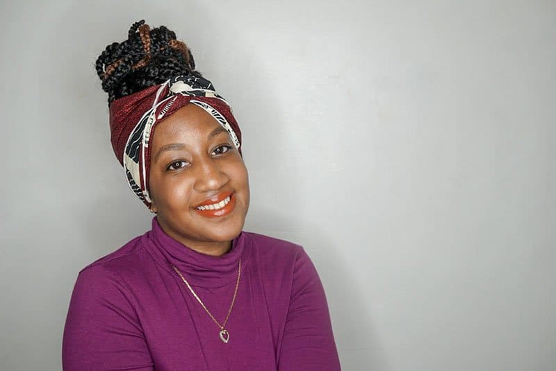 Easy Headwrap Styles for natural hair - the headband