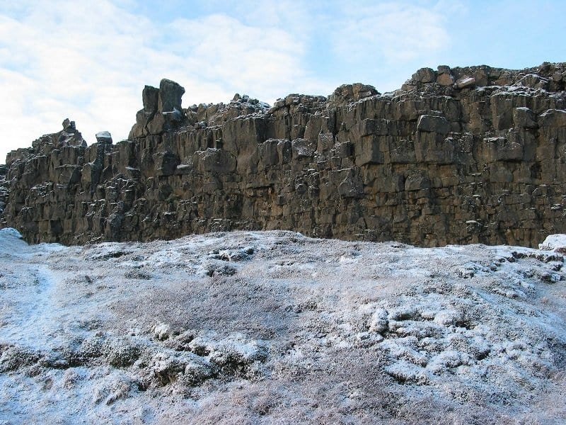 Golden Circle Stop 1 - Thingvellir National Park