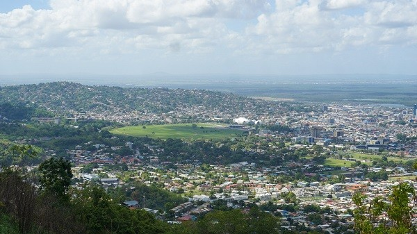 Travel Guide of Things to Do in Port of Spain, Trinidad - View from the top of Fort George in Trinidad