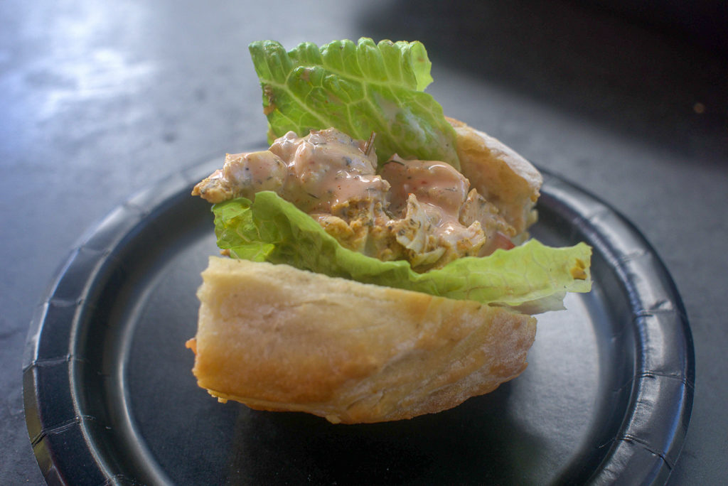 Where to Eat in Savannah - Conquistador Chicken Sandwich from Zunzi's Savannah