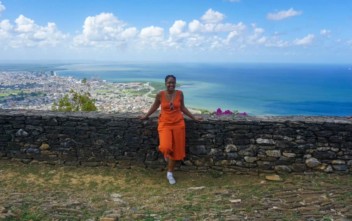 Traveling While in Graduate School - Fort George Trinidad