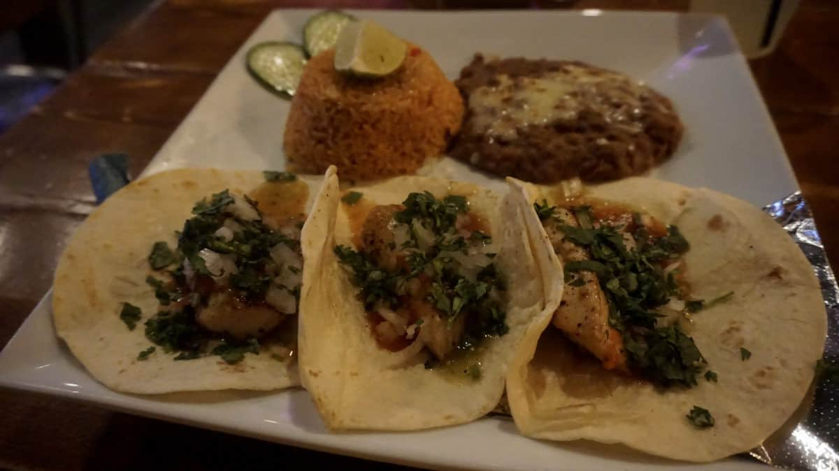 Places to Eat in Historic Savannah - Orale Tacos Savannah